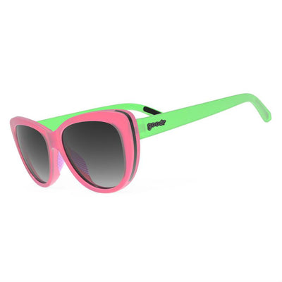 Goodr Sunglasses, Runway Collection: My Cateyes Are Up Here (SKU: goodr-mcauh)