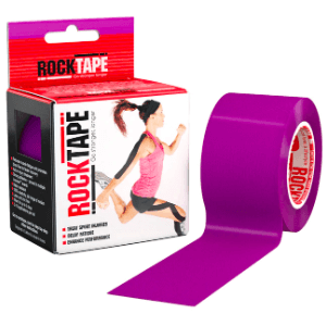 RockTape Roll, Purple Logo (SKU: rocktape-purplelogo)