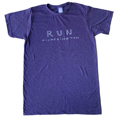 Run Pickerington Tee (SKU: RUNPICK20)
