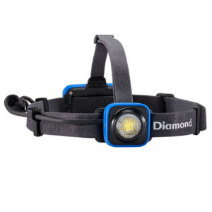 Black Diamond Sprinter (Rechargeable Head Lamp - SKU: bd620630sbluall1)