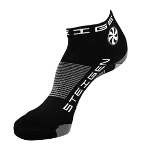 Steigen Performance Sock, Quarter Length (SKU: 001B-BLACK)