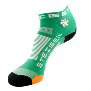 Steigen Performance Sock, Quarter Length (SKU: 001ig-Irish Green)