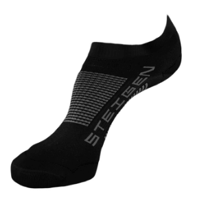 Steigen Performance Sock, Zero / No Show (SKU: 001bbz-BLACK)