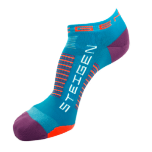 Steigen Performance Sock, Zero / No Show (SKU: 001GBZ-Galaxy Blue)