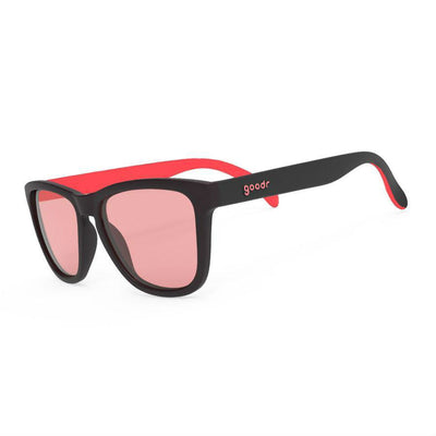 Goodr Sunglasses: Tiger Blood Transfusion (SKU: goodr-tbt)