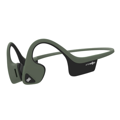 AfterShokz Trekz Air Headphones, Forest Green (SKU: as650FG)