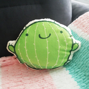 Spiky the Cactus Pillow