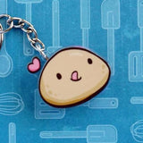 Cuddly Potato Acrylic Charm