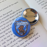 "Wizard House Pride 1.5"" Pinback Buttons"