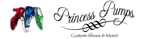 Princess Pumps: Custom Shoes & More
