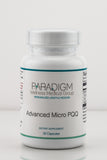 ADVANCED MicroPQQ, a health supplement from Paradigm Wellness Medical Group