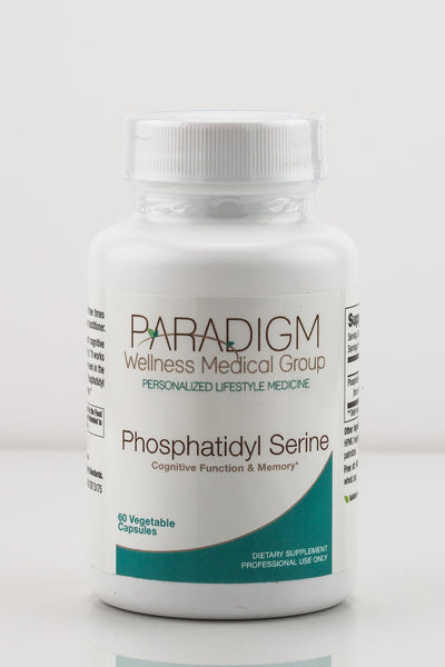 PHOSPHATIDLY SERINE, a health supplement from Paradigm Wellness Medical Group