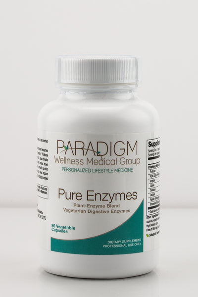 PURE ENZYME, a health supplement from Paradigm Wellness Medical Group