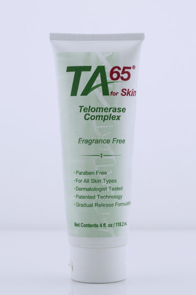 TA 65 Sciences Telomerase Complex Skin Cream - 4 oz