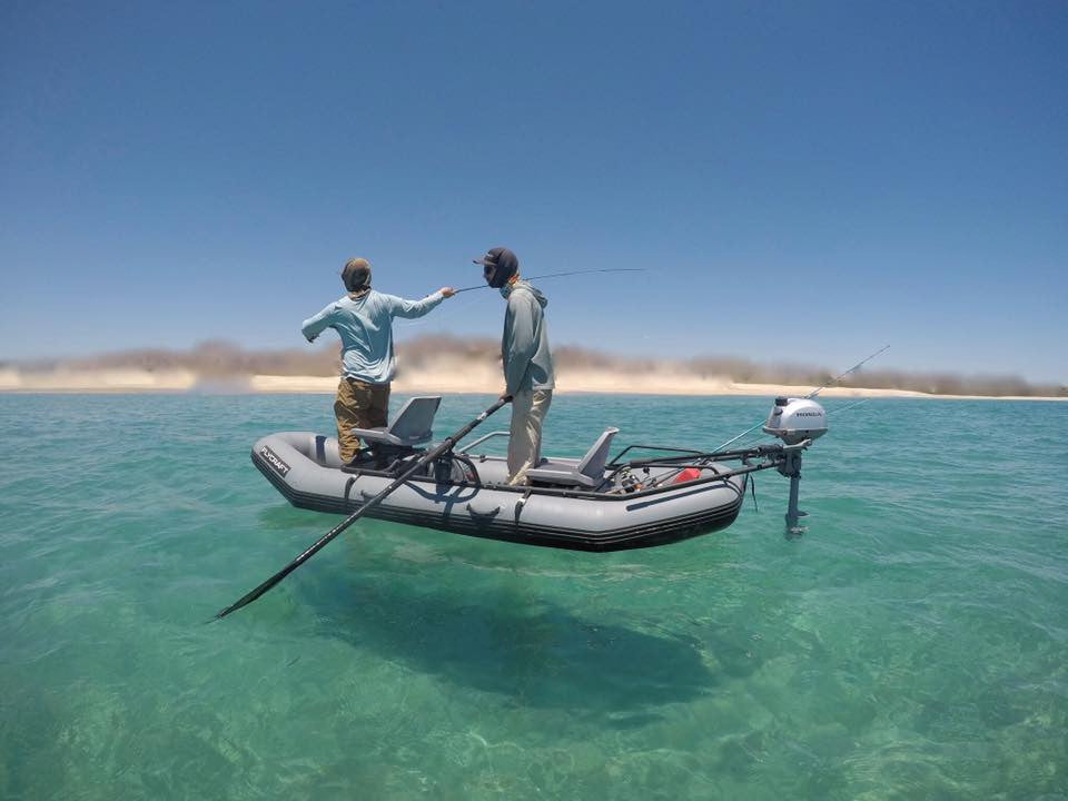 A fishing raft for all your travel adventures flycraft usa for Best fly fishing raft
