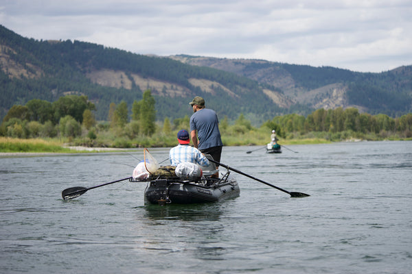 Tips For Fishing From an Inflatable Fishing Boat