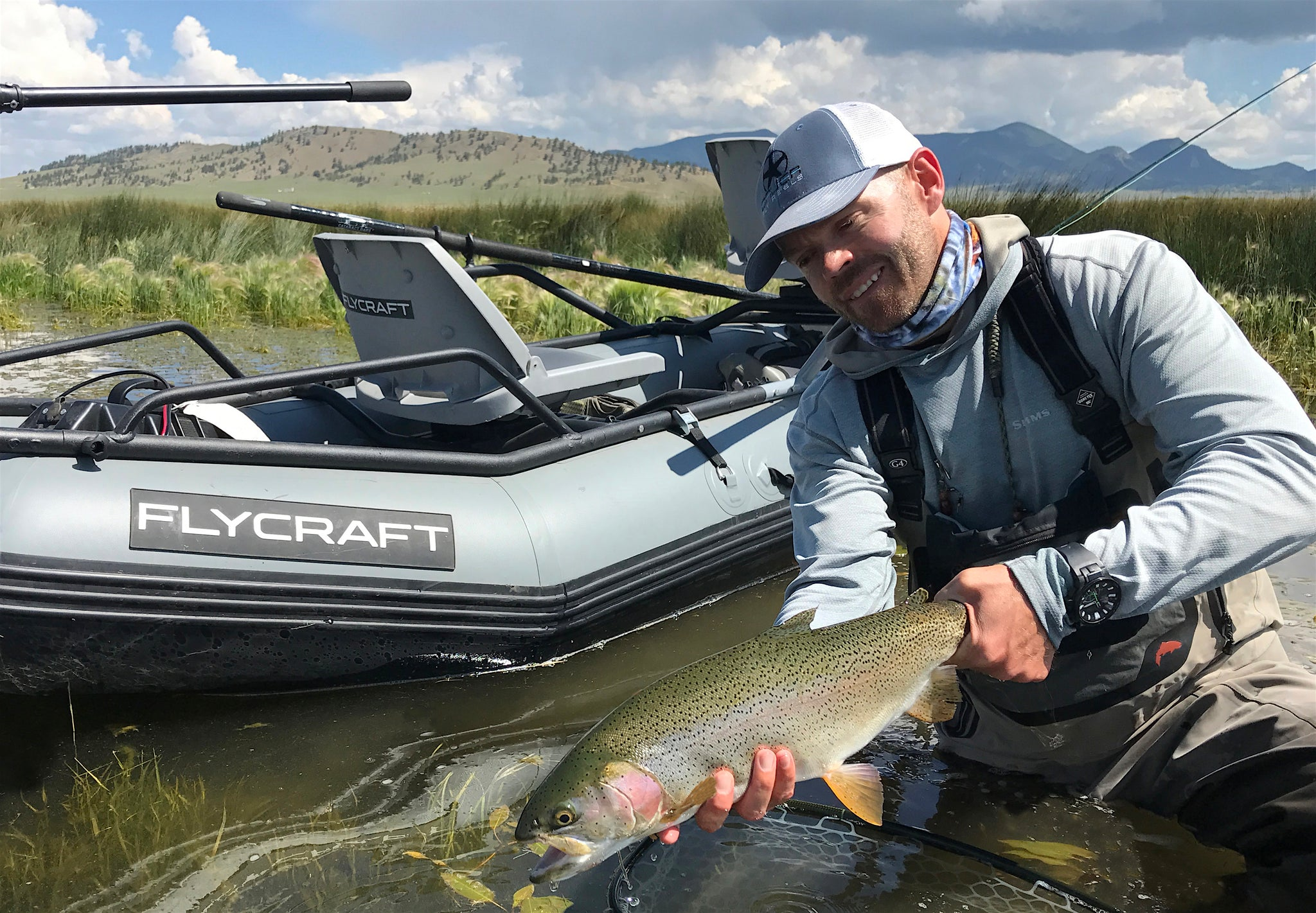 Landon Mayer, Fly Fishing Author & Pro, As Flycraft's New Brand Ambassador