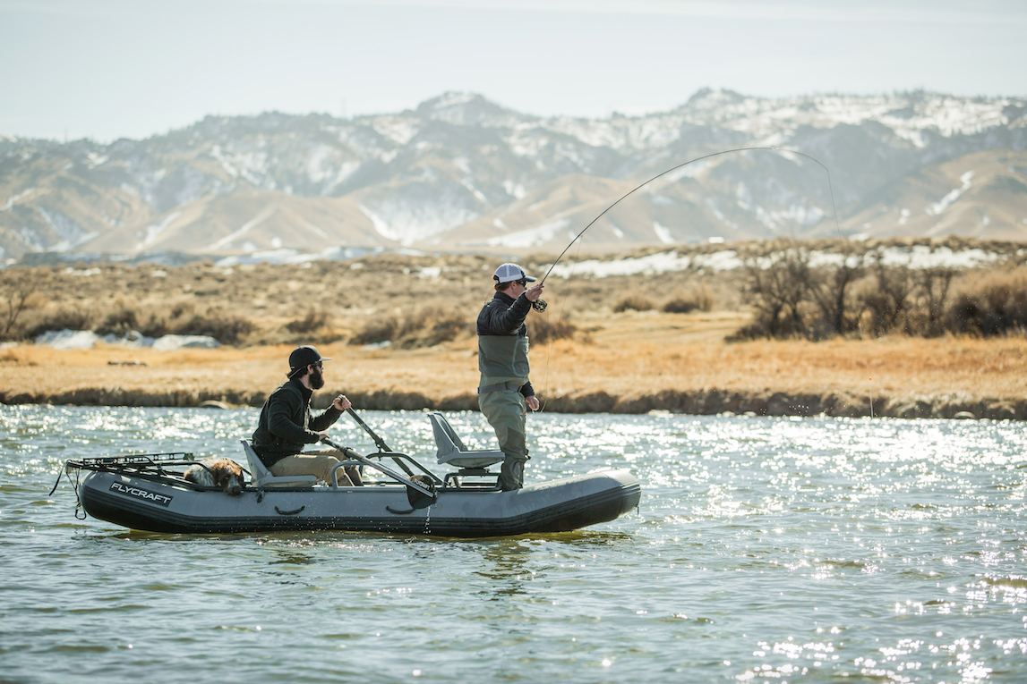 5 most important things to look for in your fly fishing boat
