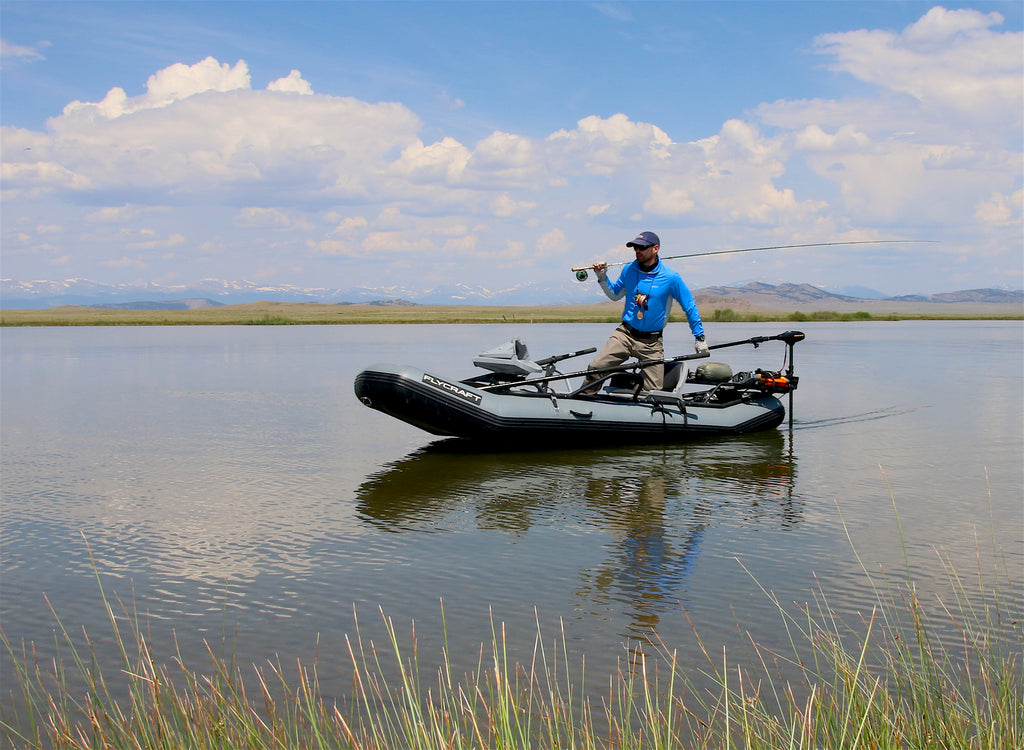 landon mayer fly fishing author pro as flycraft s new brand