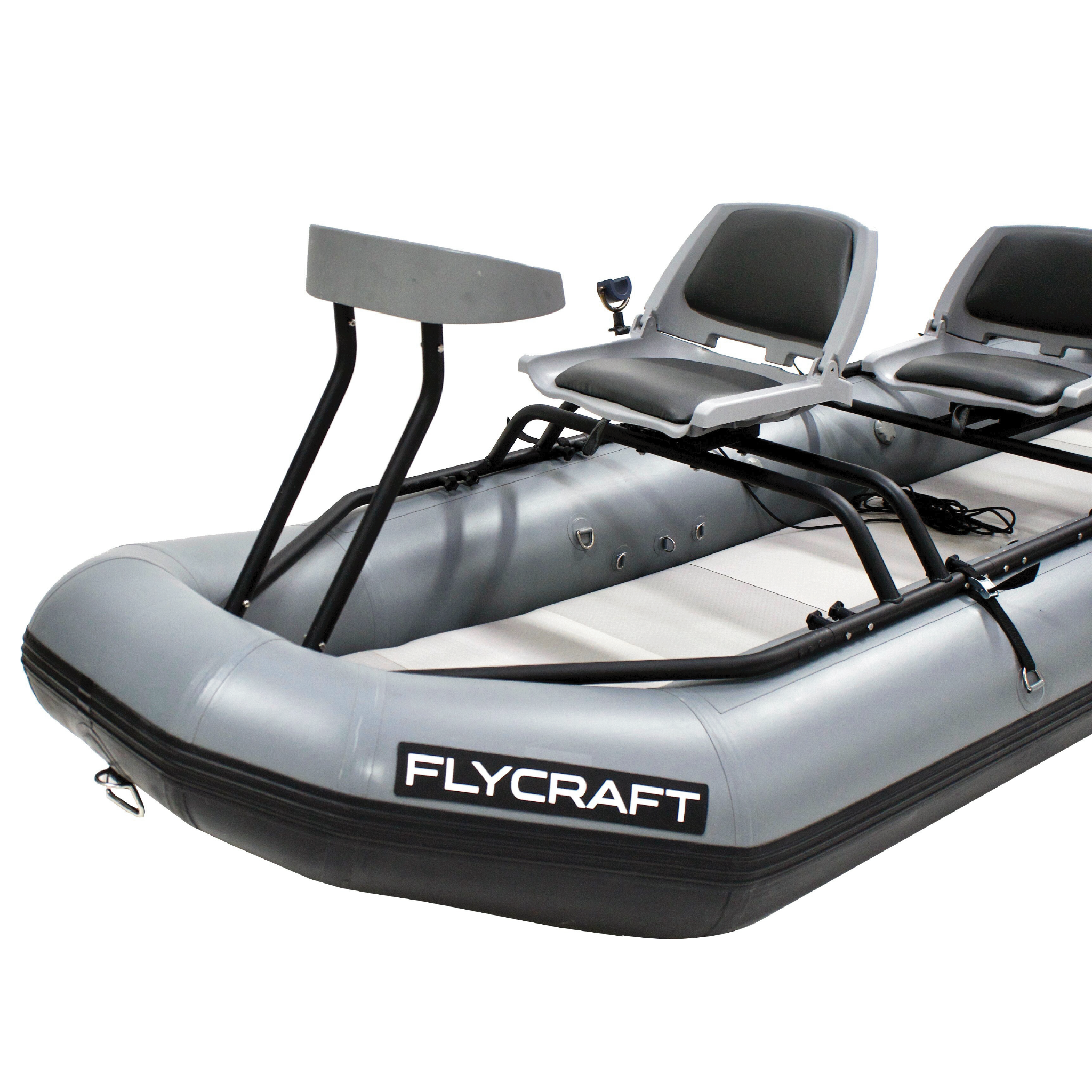 The Flycraft 3 Person Inflatable Boat - 3 Man Raft