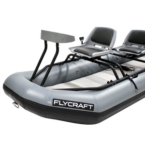 The Flycraft Guide 3 Person 14' Inflatable Boat - 3 Man Raft