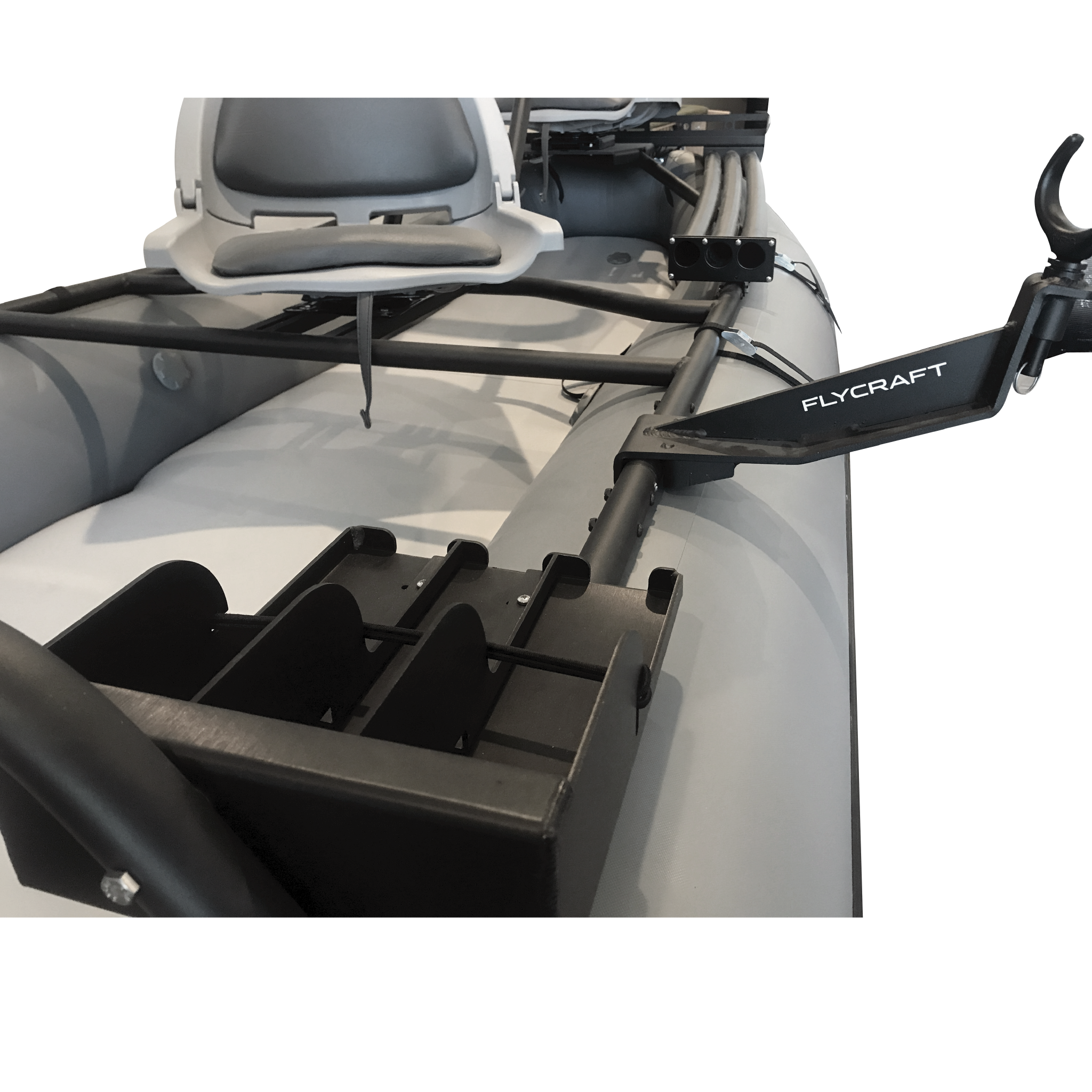 Flycraft 3-Man Rod Holder