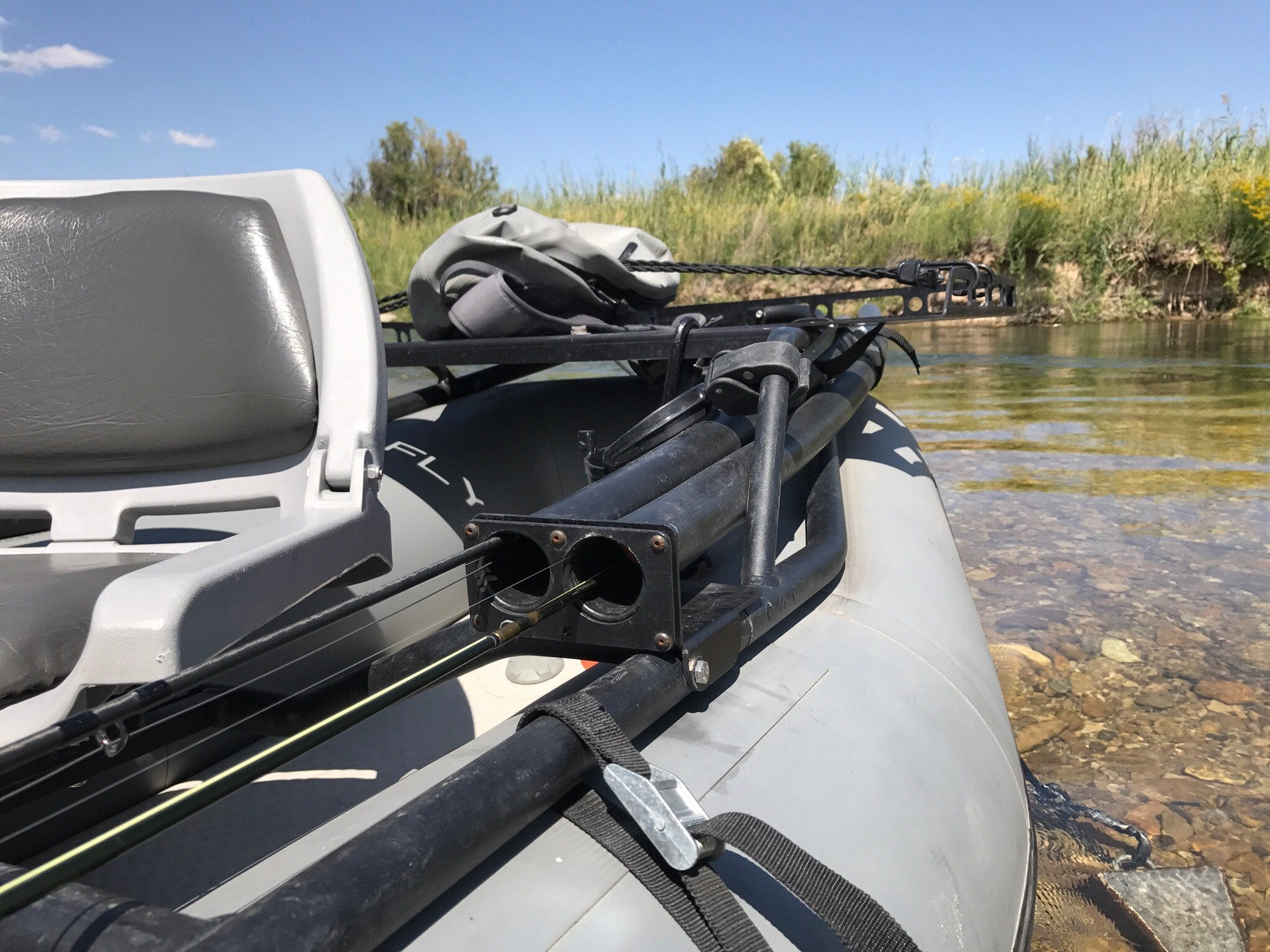 Flycraft Stealth Rod Holder