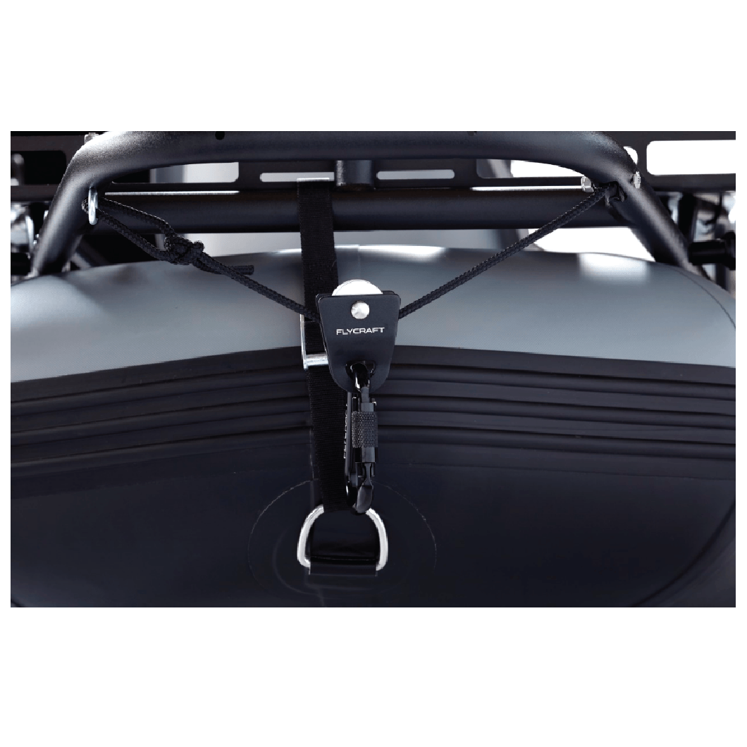 Mechanical Advantage Anchor System for Drift Boats and Rafts