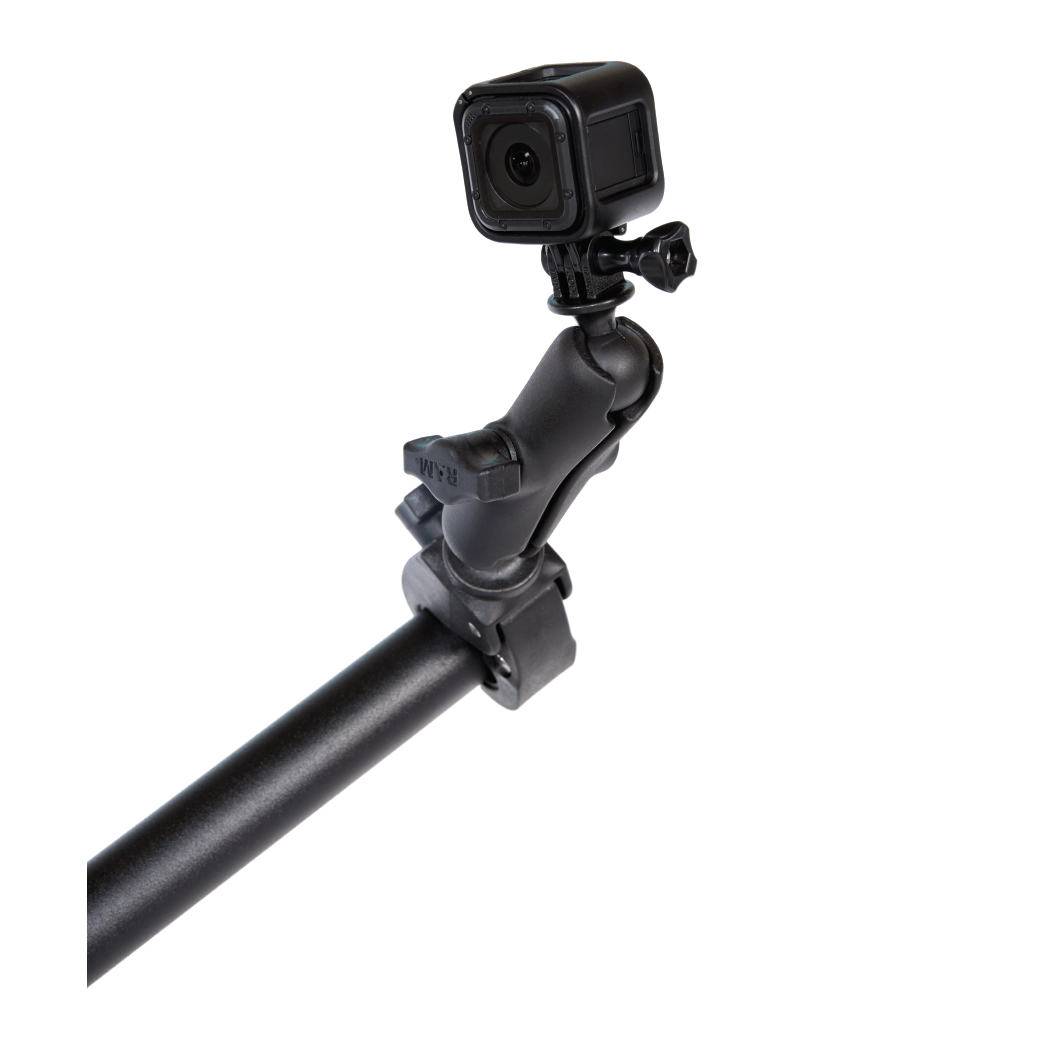 Go Pro Mount for Inflatable Fishing Boats