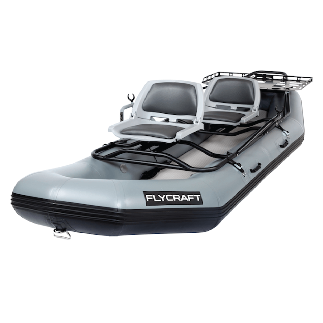 Fly Fishing Boat Gear Rack FLYCRAFT USA