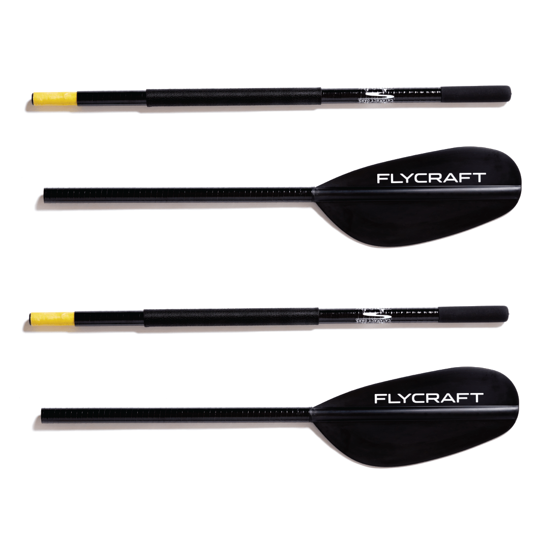 Fly Fishing Boat Shallow Water Oars - Pair
