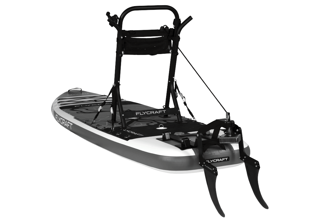 8cd68e5ef1b5 Flycraft Stand Up Paddle Board SUP Fishing Package - FLYCRAFT USA