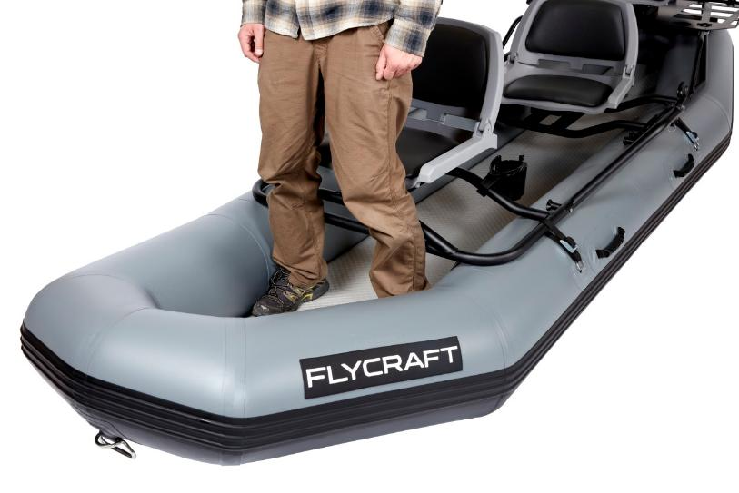 Stealth Base Package Best Inflatable boat for fishing