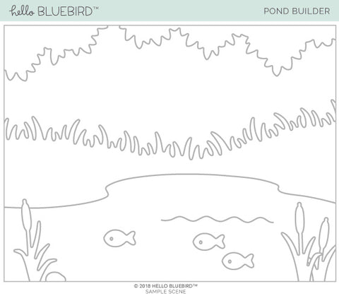 Pond Builder Die