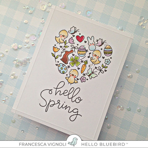 Spring Gatherings Stamp