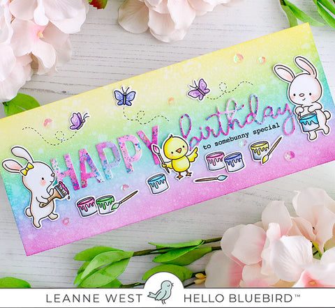 Easter Egg Hunt Stamp