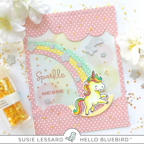 Unicorn Tales Stamp