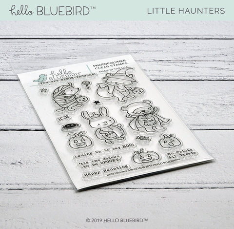Little Haunters Stamp