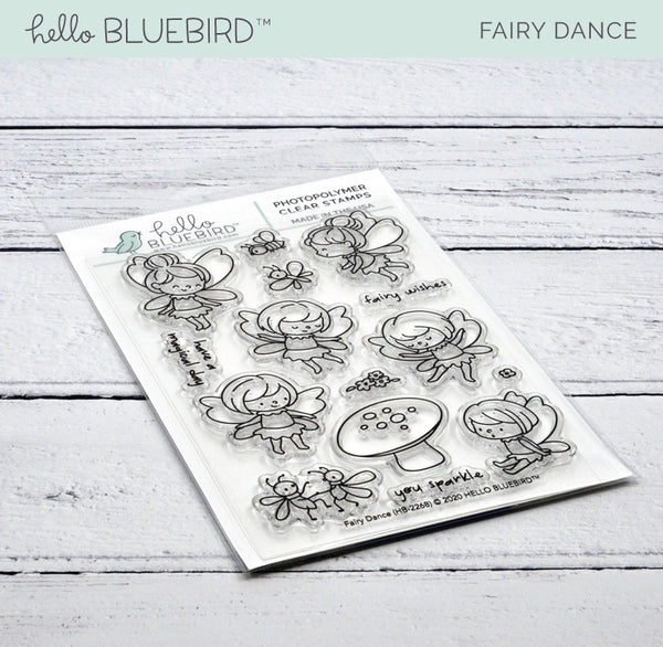 Fairy Dance Stamp