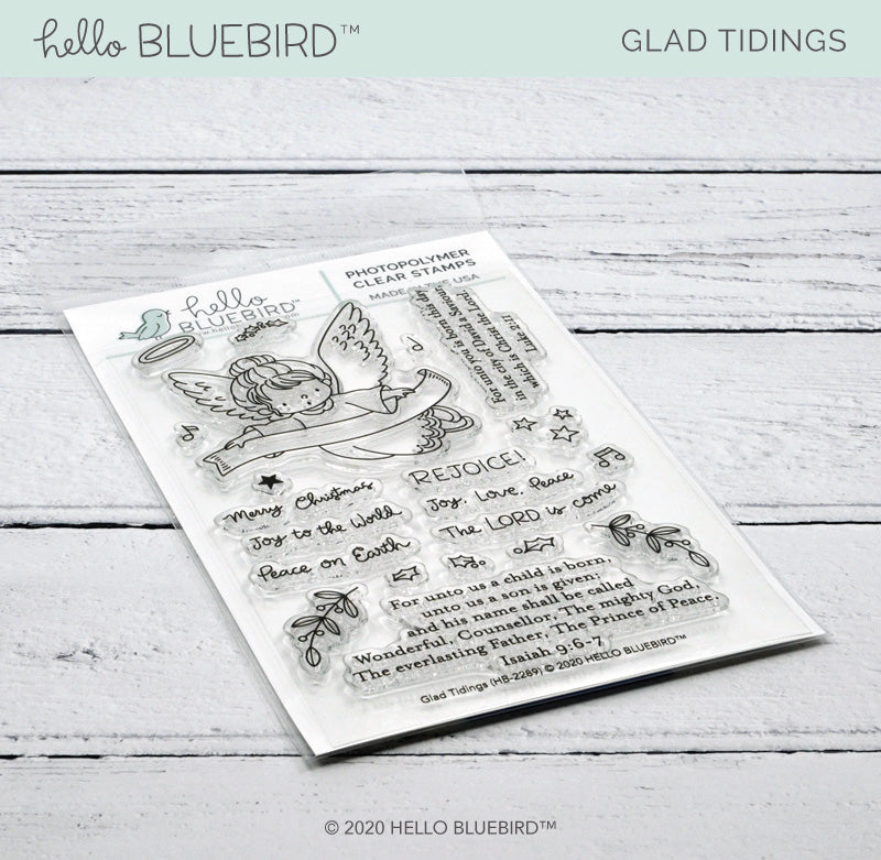 Glad Tidings Stamp
