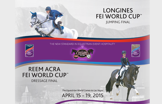 2015 FEI Longines & Reem Acra World Cup