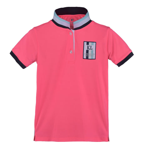 Kingsland Pano Junior Tec Pique Polo Shirt