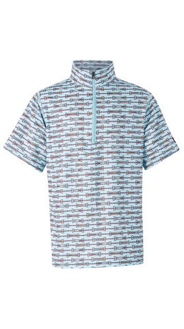 Kerrit Kids Ice Fil Short Sleeve Shirt