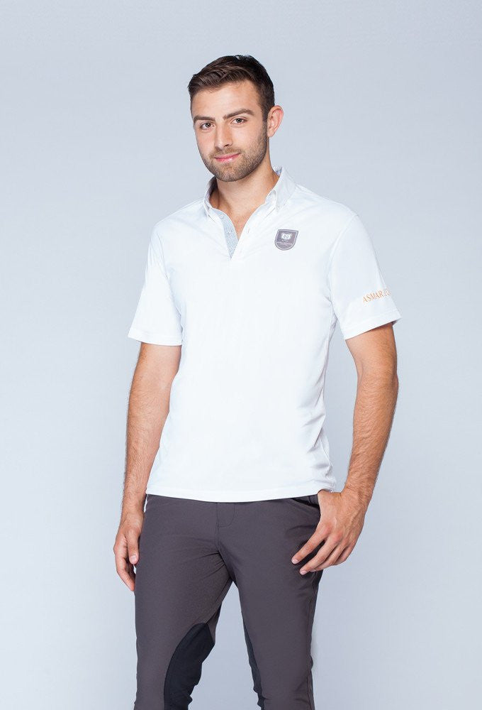 Asmar Mens Show Polo
