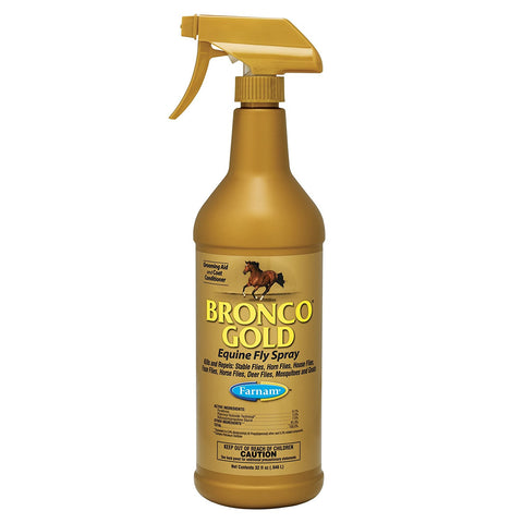Bronco Gold Fly Spray