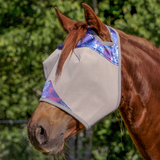 Cashel Patterned Standard Fly Mask