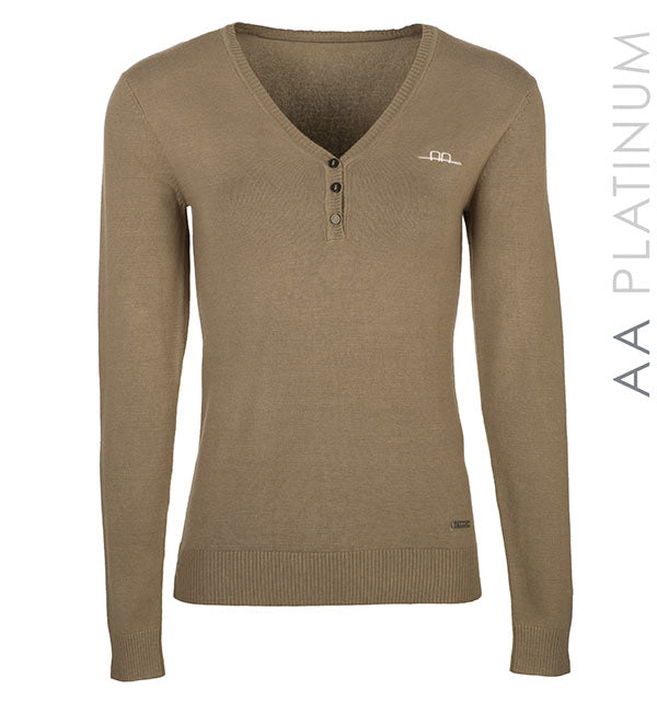 AA Casual V-Neck Sweater