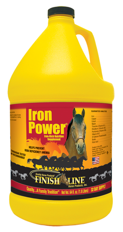 Finish Line Iron Power