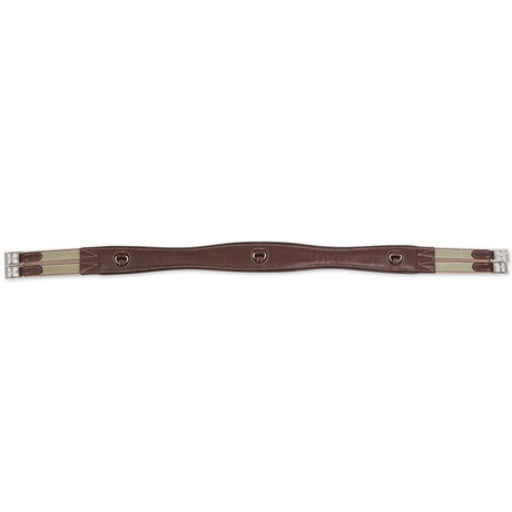 M. Toulouse 3-Ring Spring Shaped Buckle Girth