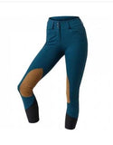 RJ Classics Ladies Gulf-Low Rise Front Zip Kneepatch